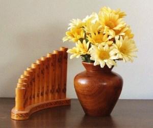 Floralia-panflute