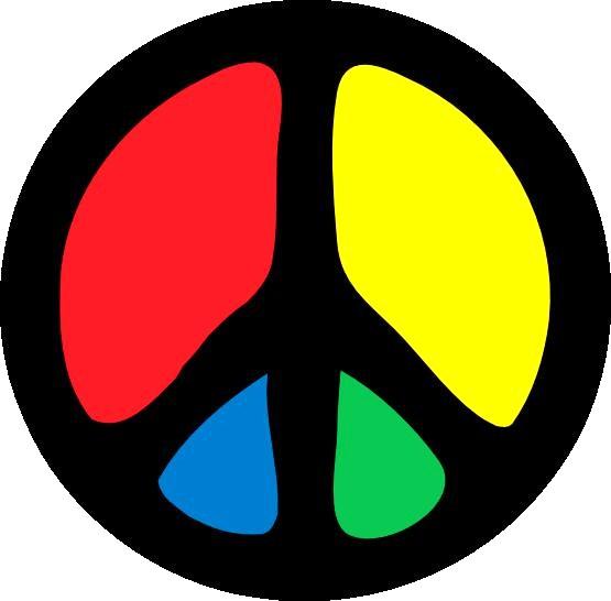 Peace Sign Inaugurated...