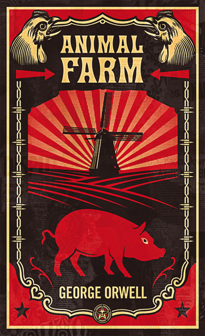Orwell-animalfarm