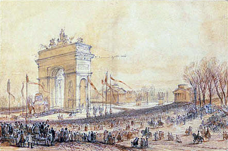 Napoleon's state funeral