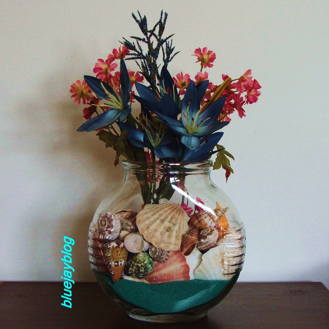 how to clean silk flowers and make them shine