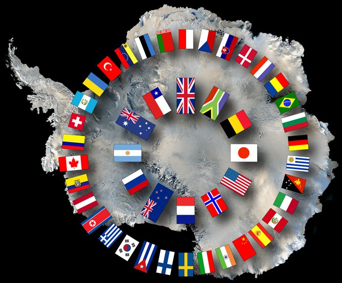 Antarctic Treaty System Is Implemented | bluejayblog