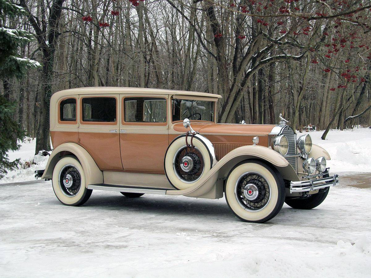 The Last True Packard Bluejayblog