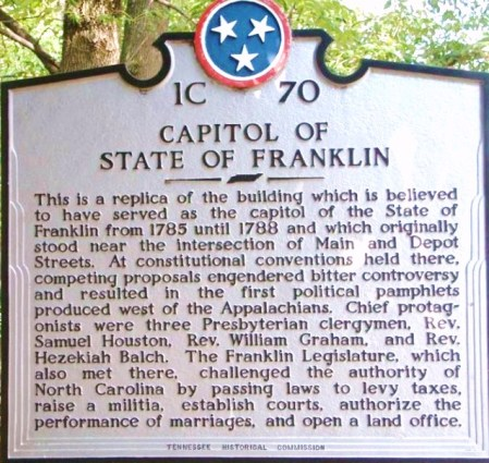 Franklin-sign
