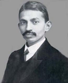 nonviolence-Gandhi