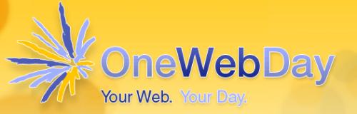 OneWebDay   bluejayblog