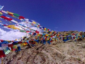 Tibet-prayerflags
