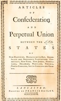 UnitedStatesNamed-ArticlesOfConfederation