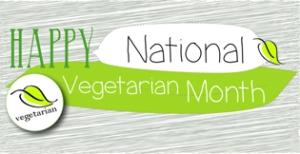 vegetarianmonth