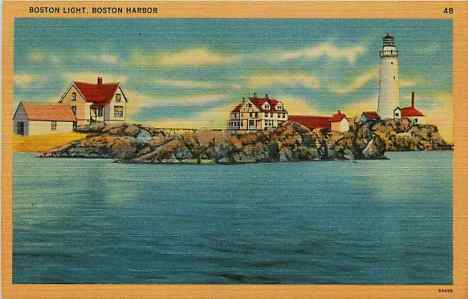Lighthouse-postcard