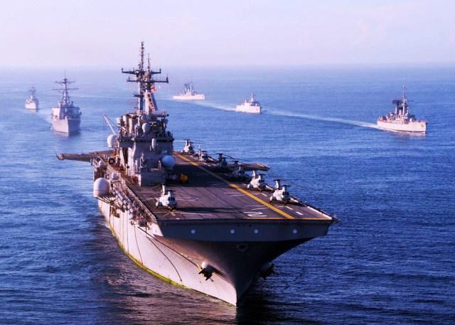 USS Essex (current photo)