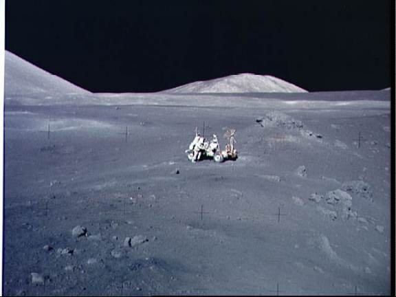 Apollo17-moonscape