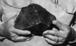 meteorite-fragment