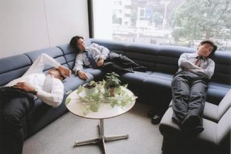 Naps-businessmen