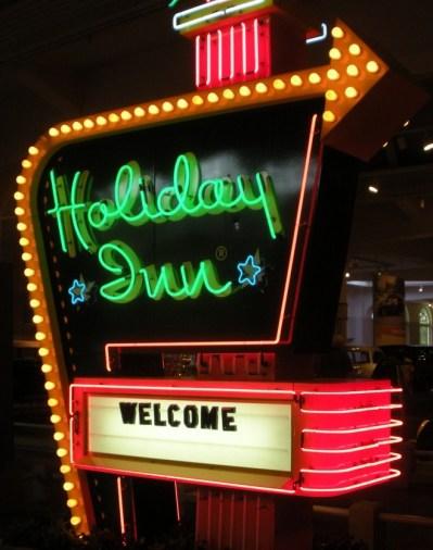 Neon-holidayinn