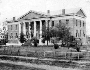 1st Florida capitol