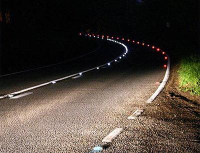 Road Studs Bluejayblog