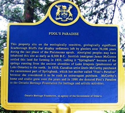 FoolsParadise-01Plaque