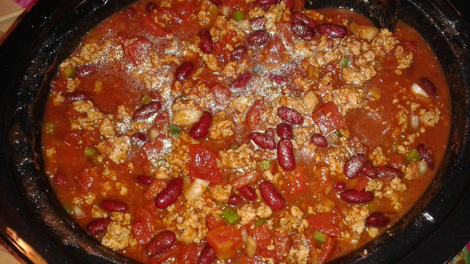 I'm guessing that many people also begin chili season with a first batch in October, so the holiday creators that be, decided to add yet another ...