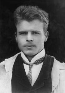 Hermann Rorschach / Foto um 1920 - -