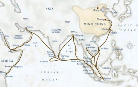 Zheng He Voyage