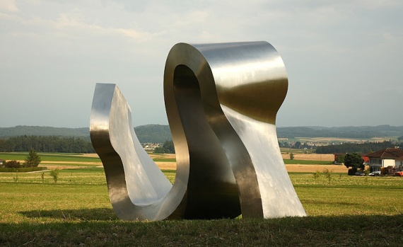 Stainless Steel by Carlo Borer