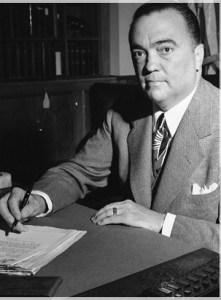 J. Edgar G. Hoover